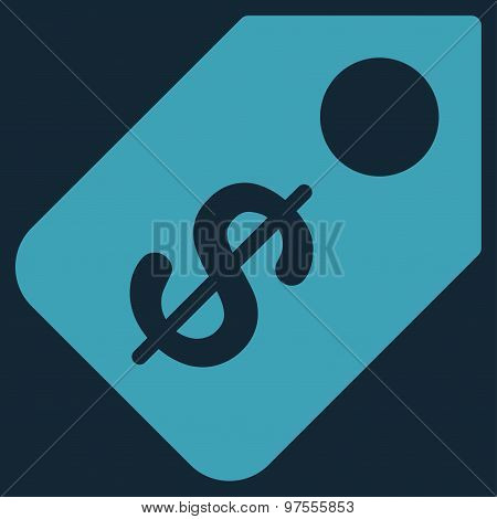Price Tag Icon from Commerce Set