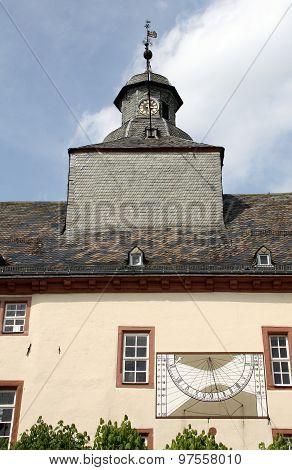 Schloss Berleburg. Germany