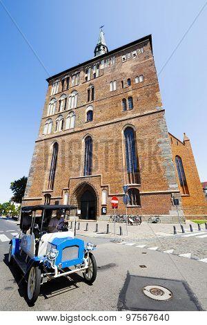 Basilica In Kolobrzeg