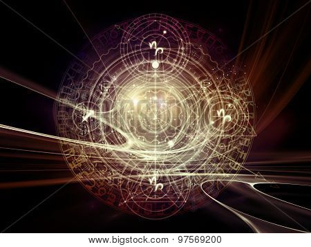 Unfolding Of Sacred Geometry