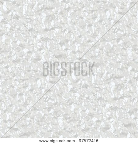 Seamless Pattern Of White Fluid (gel) With Reflections