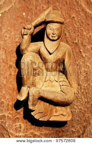 Mandalay Shwe Kyaung Monastery