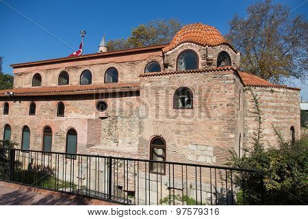 Hagia Sophia Museum In Iznik