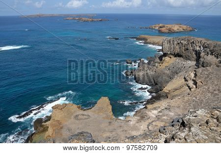 Cliff To Islets