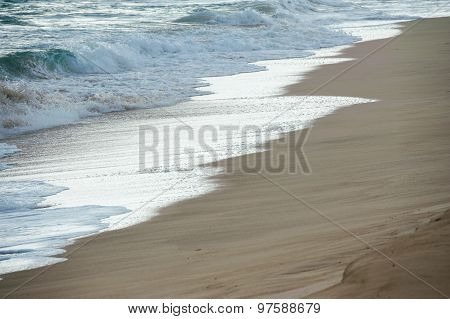 Water On The Sand