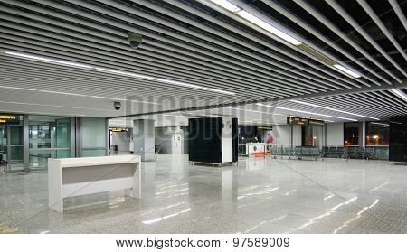 Subhash Chandra Bose International Airport In India