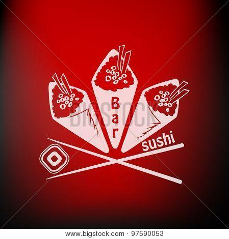 sushi label
