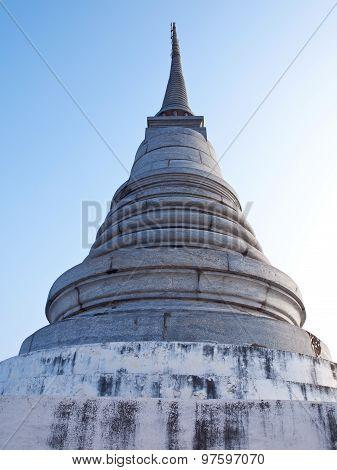 Phra That Jom Phet In Khao Wang (phra Nakhon Khiri Historical Park)