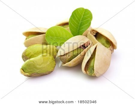 Pistachio with kernel
