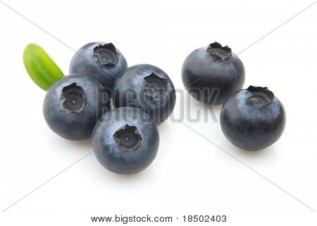 Sweet juicy blueberry. Use it for a health and nutrition concept.