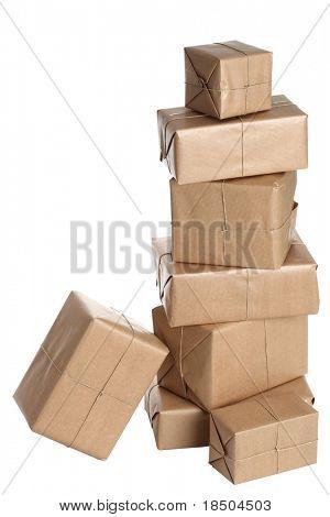 Stack of Parcel