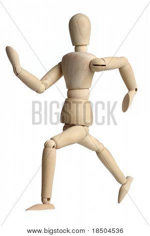 Wooden Mannequin