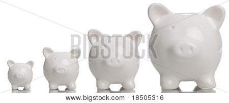 Growing Piggy Bank