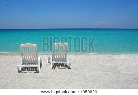 Caribbean Beach Chairs