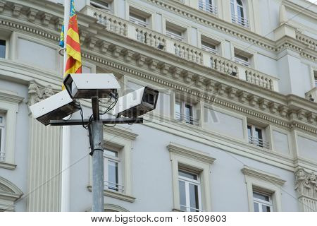 Security Cameras in Europe