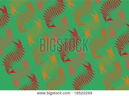seahorse green.