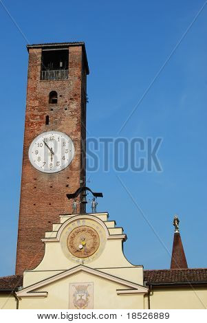 Soncino, Cremona - Italy