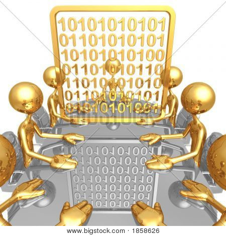 Golden Binary Meeting