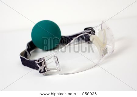 Engranaje de raquetball