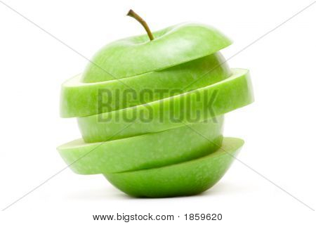 Weird Green Apple
