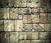 stock photo of stone floor  - stone wall texture - JPG