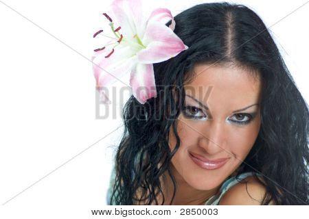 Gorgeous Happy Woman