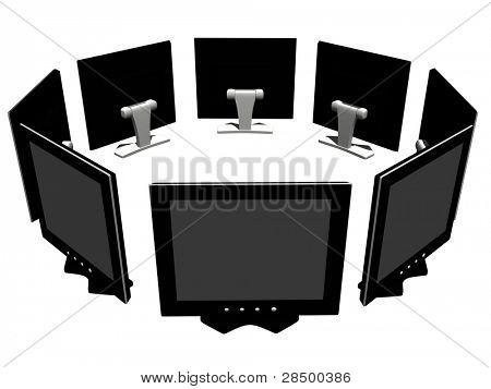 Screens Circle