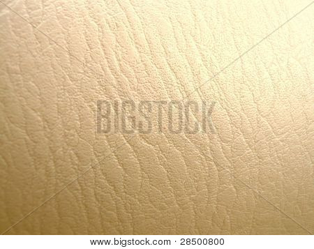 Abstract Background - Leather