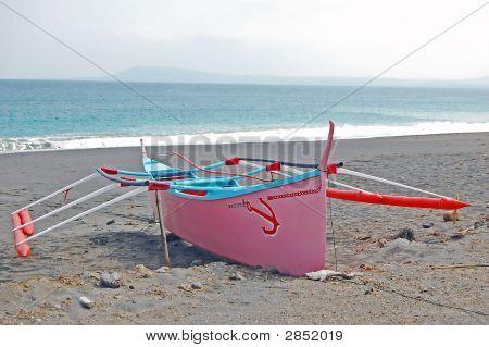 Pink Bangka