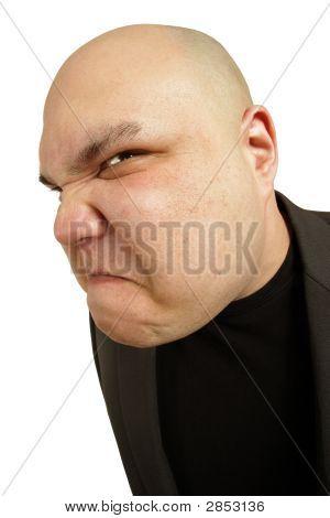 Angry Sneer