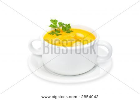 Carrots Puree