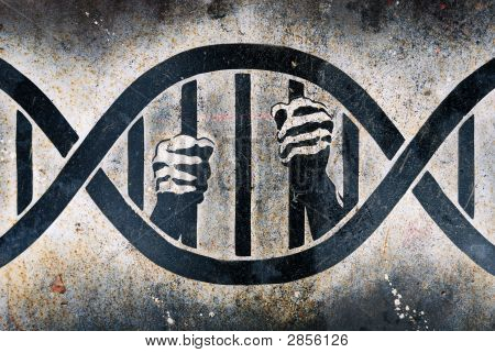 Imprisoned In Dna Cage