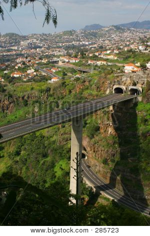 Funchal Roadway