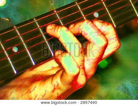 Guitarrista de música