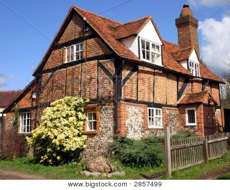 Brick And Timber Cottage