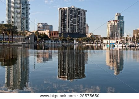 St. Petersburg, City Reflections