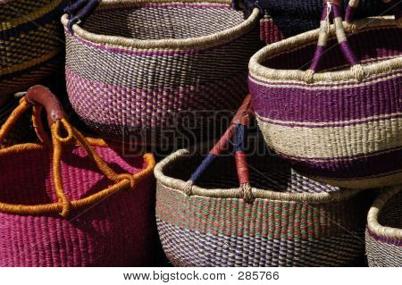Colorful Baskets1