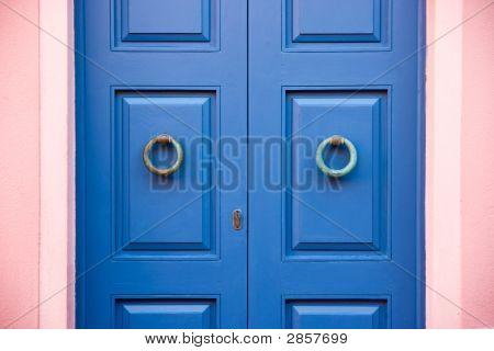 Door (Detail)