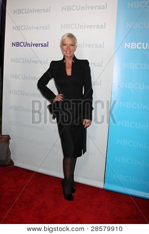 LOS ANGELES - JAN-6: Tabatha Coffey kommt bei der NBC Universal Star Winter TCA Party im The A