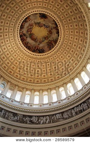 United States Capitol Rotunda
