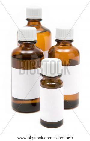 Various Medicine Bottles