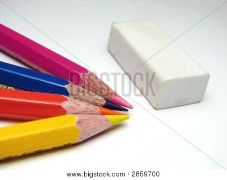 Pencil Rubber