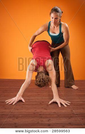 Help With Yoga