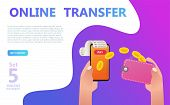 Modern,online Payment,online Shopping,qr Code Payment,online Wallet,online Transfer,payment,pay,cart poster