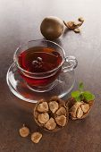 Luo Han Guo Aka Monk Fruit Natural Herbal Remedy From Above. Powerful Healthy Sweetener. poster