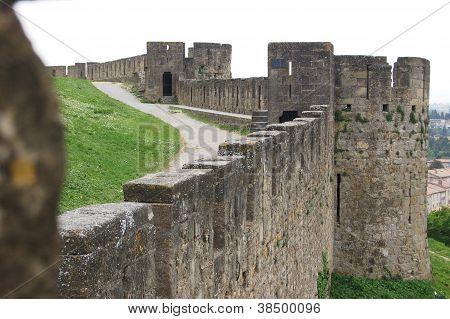 Walls of Carcassone