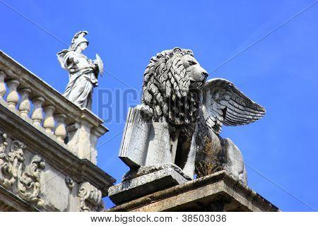Lion Of St. Mark