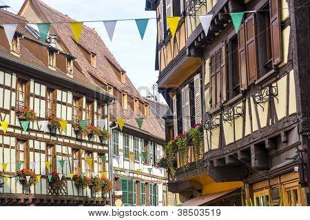 Obernai (alsace) - Houses