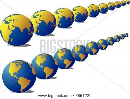 Abstraction With Globes