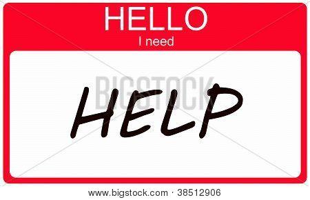 Hello I Need Help